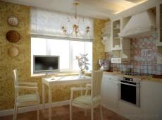 Дизайн интерьера классический интерьер в английском стиле кухня светлая