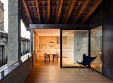 Дизайн комнаты в стиле лофт