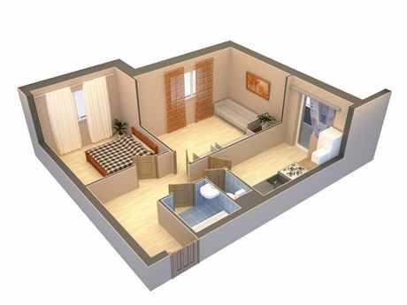 Где сделать проект перепланировки квартиры