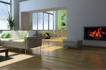 Комната в эко стиле