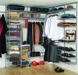 Как правильно хранить вещи дома