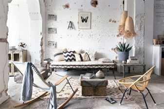 Комната в стиле эклектика