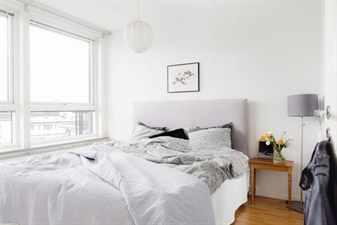 Спальня площадью в 14 кв. м.
