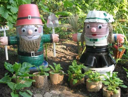 Страна мастеров поделки своими руками в саду фото 453