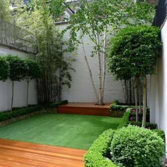 Создаем сад в стиле минимализм